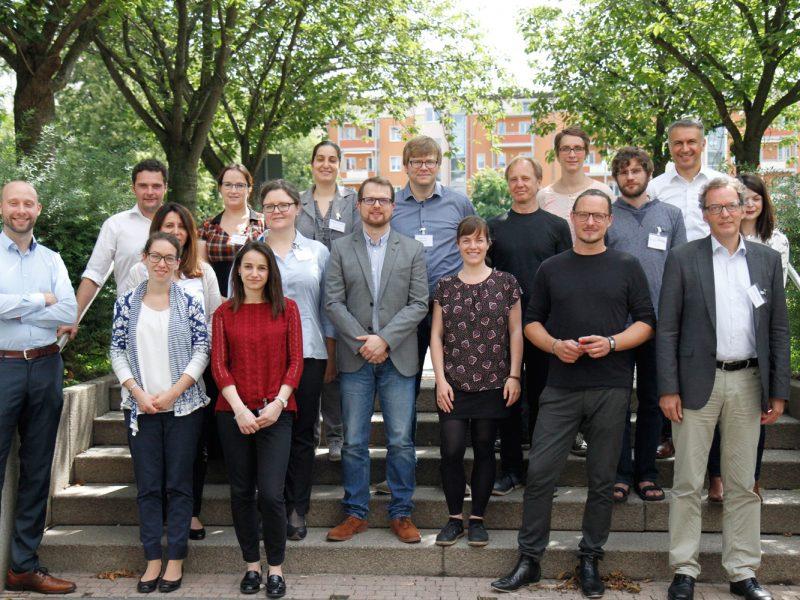 """""""Houses of Resources"""" Netzwerktreffen in Magdeburg vom 3. – 4. Juli"""
