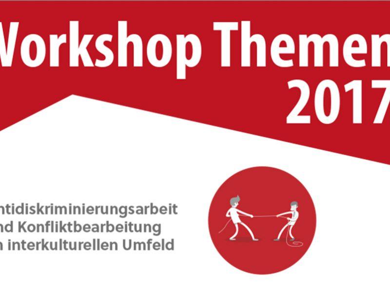 Workshop Antidiskrimierung und Konfliktbearbeitung …
